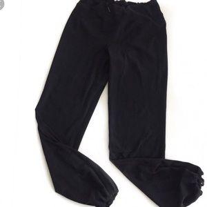 Lululemon Jawstring ankle pants